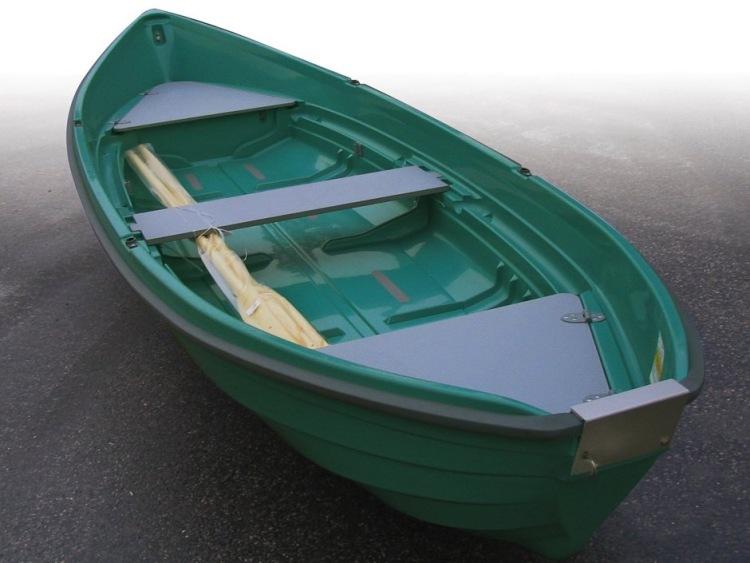 купить пластиковую лодку из финляндии