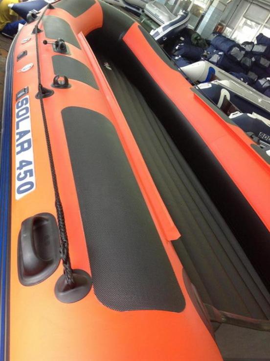 лодка солар 450 фото