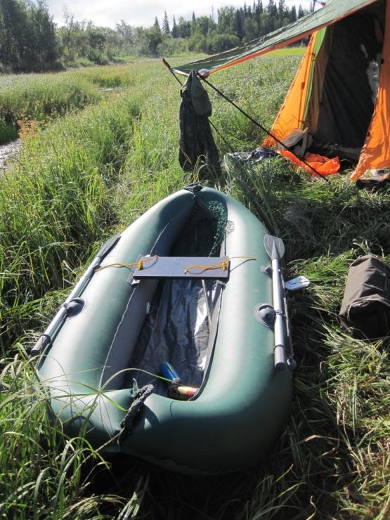 фото рыбалки не без;  палатками равно лодками