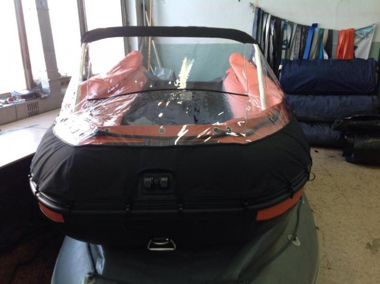 тенты для лодок солар 330