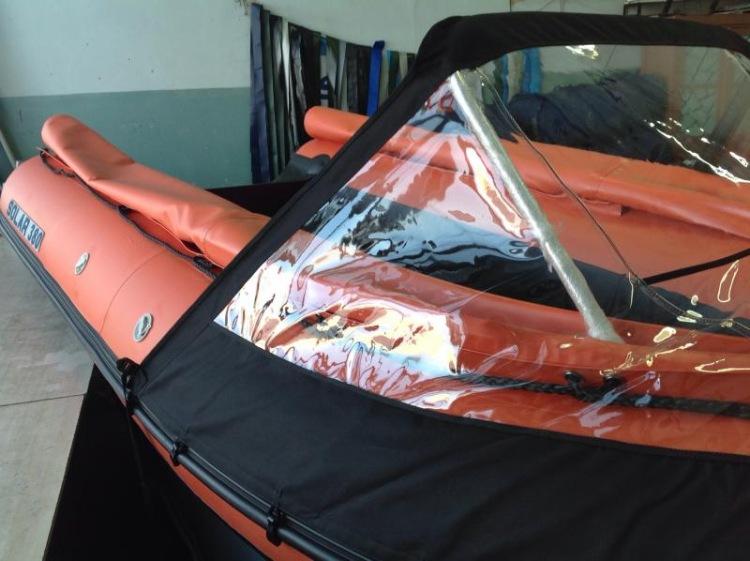купить носовой тент на лодку пвх 420