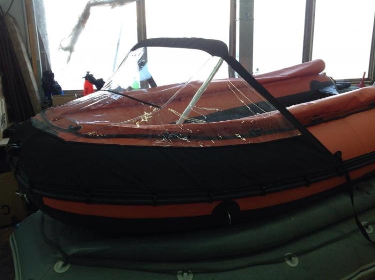 фальшборт для лодки солар-350