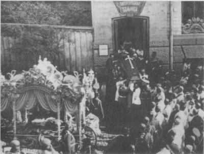 Похороны П.А.Столыпина