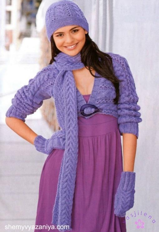 Lutik-вязание крючком и