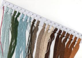 Хозяин леса схема для вышивки