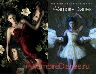 Буклет DVD 2 сезона