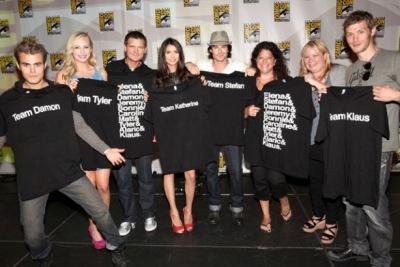 Фото и видео с Comic Con 2011