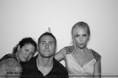 NERD AT COMIC-CON 2011