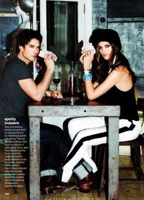 Йен для Glamour [April 2012]