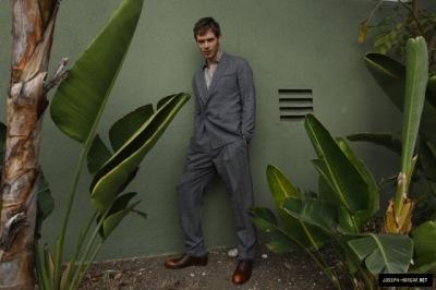 Фотосессия Джо для August Man Magazine