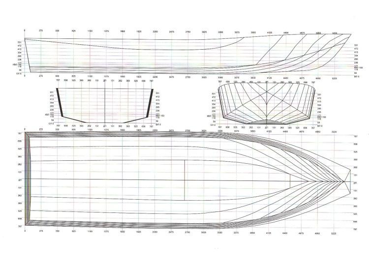 лодки из стеклопластика проекты