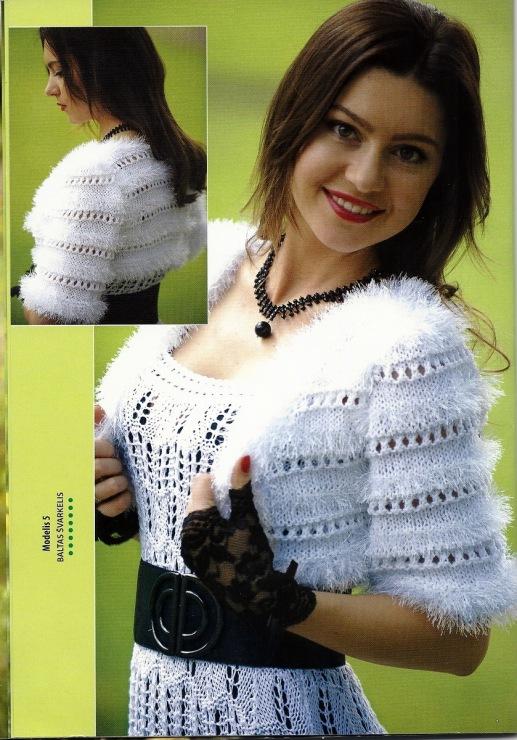 钩织连衣裙 - 柳芯飘雪 - 柳芯飘雪的博客
