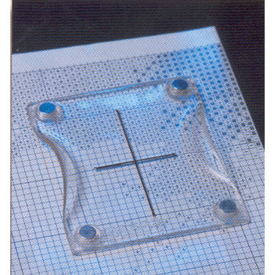Органайзер-подставка для схем вышивки, вязания.  ЩС'лкните для.