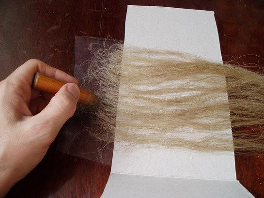 Gallery.ru / Трессы - своими руками))) МК - Волосы. - Vifsla2007