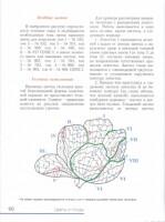 Двухцветные узоры спицами схемы и описание для детей