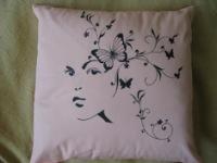 Декоративные подушки с фото.  Подробная информация о...