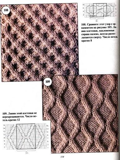 как вяжем плетенку