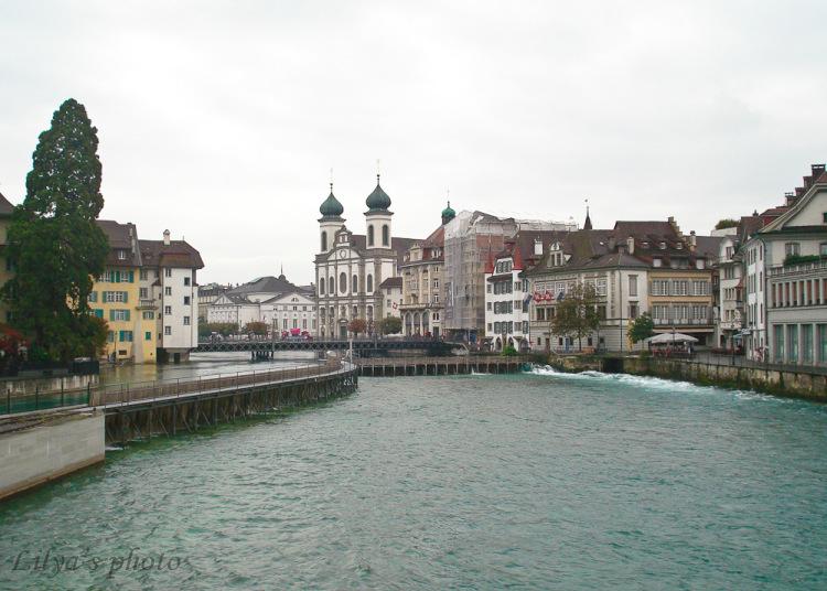 Немецкая Швейцария что посмотреть