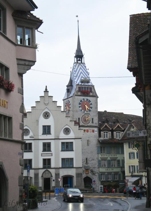 Швейцария ето немцы