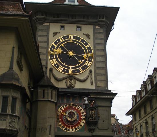Швейцария берн улицы люди
