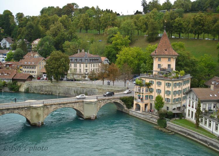 Чертов мост Швейцария черт и козленок