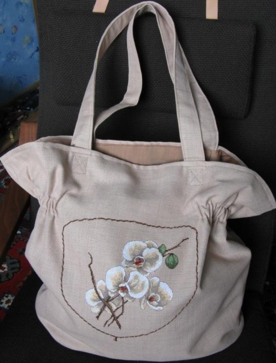 пляжная сумка макраме схема.