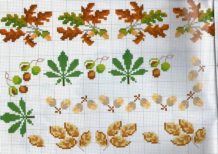 十字绣-225-花边型--(燕窝编织) - 燕窝 - 燕窝编织