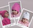 детские шапки для девочек.