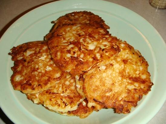 Кухня: Капустные оладьи на кефире