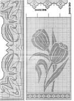 Схемы для филейного вязания. автор.  Похожие статьи.