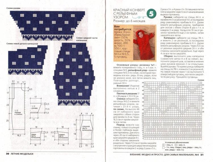 Вязание крючком конверта для новорожденных схема 19