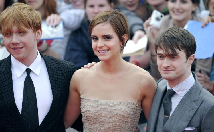 Гарри Поттер и Дары Смерти (Часть 2). Отметим, что мировая премьера второй час