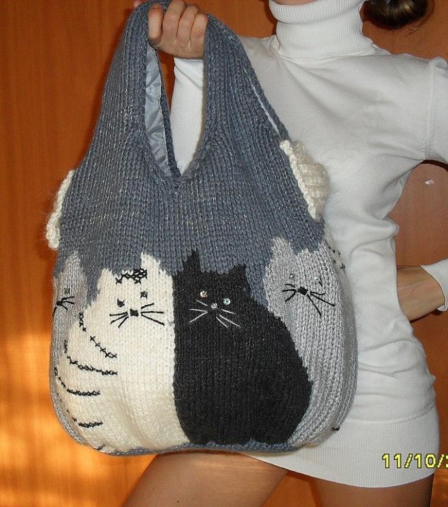 Отправить в Evernote. вязание/сумки вязанные.  Запись понравилась.