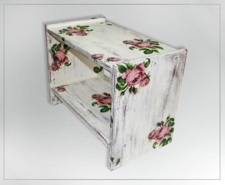 Декупаж мастер классы мебель